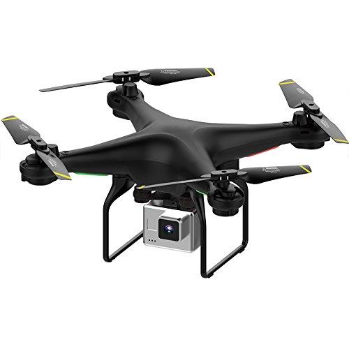 wlgreatsp L500 Quadcopter Drone RC avec 2 caméras Megapixel Transmission vidéo en Temps réel, Certification CE, Altitude