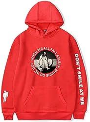 Billie Eilish Sweatshirt Women Long Sleeve Eilish Merch Lothse Unisex Pullovers Aesthetic Hoodie Tops Womens T