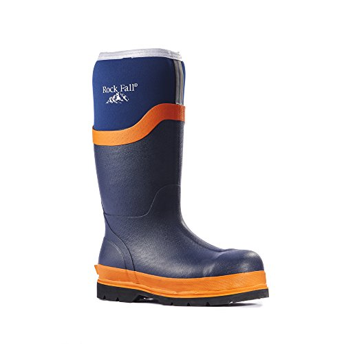 Rock Fall RF290/012 Silt Neoprene Safety Wellington Boot