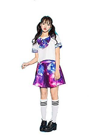 96342c9f416b Image Unavailable. Image not available for. Colour  Cosplay Japanese School  Girls Dress Outfit Sailor Uniform Anime Costumes Fashion