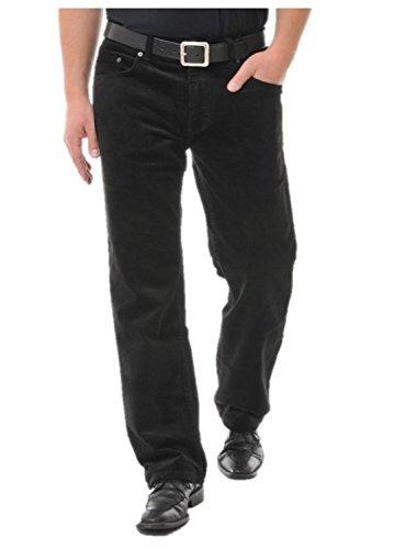 Pioneer 1144-3213-11 schwarz Cord-Stretch-Jeans RON: Weite: W32 | Länge: L36