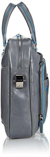 Piquadro Sac à dos, Blu (Bleu) - CA2849B2 Grigio