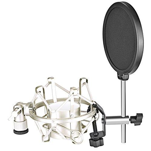 neewer-supporto-anti-vibrazione-argento-supporto-ragno-a-sospensione-con-filtro-pop-serratura-per-ma