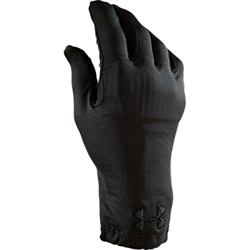 Under Armour Cold Gear Tactical Infrared - Guantes de esquí para hombre, color negro, talla L