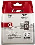 Canon PG-512XL original Tintenpatrone  Schwarz XL für Pixma Inkjet Drucker MX320-MX330-MX340-MX350-MX360-MX410-MX420-MP230-MP240-MP250-MP252-MP260-MP270-MP272-MP280-MP282-MP480-MP490-MP492-MP495-MP499-IP2700-IP2702