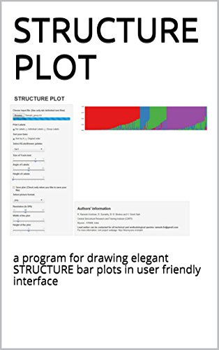 STRUCTURE PLOT: a program for drawing elegant STRUCTURE bar plots ...