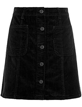 next Mujer Minifalda De Pana