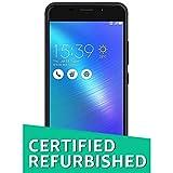 (Certified REFURBISHED) Asus Zenfone 3S Max (Black, 32GB)