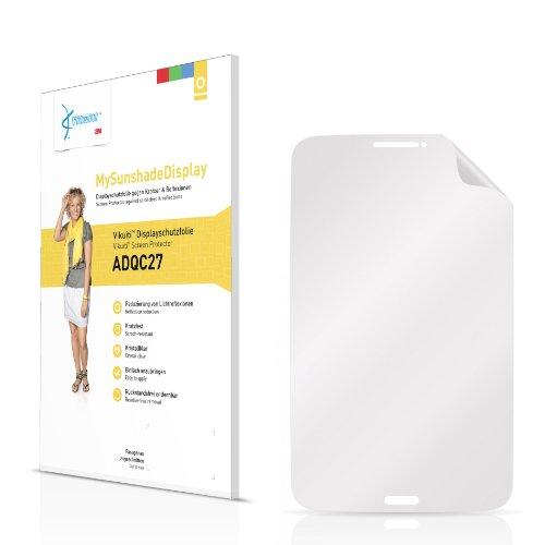 Vikuiti MySunshadeDisplay Displayschutzfolie ADQC27 von 3M passend für Samsung Galaxy Tab 3 (8.0) LTE SM-T315