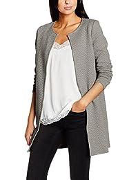 Vila Vinaja New Long Jacket-Noos, Chaqueta de Traje para Mujer