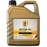 LUBE 8 SVT 5W/30 Aceite para Motor, 5 L. para Mercedes,