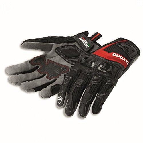 Original-stretch-handschuh (Ducati Handschuhe Summer 2 Motorradhandschuhe Größe 2XL)