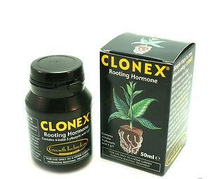 Gel d'enracinement Clonex de 50 ml