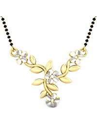 Candere By Kalyan Jewellers 22k (916) Yellow Gold Malati Tanmaniya Pendant for Women