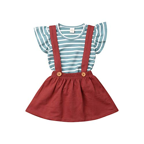 Cuteelf Halloween-Kostüm für Babys, für Mädchen, Design: niedliche Katze, Set mit Kleid und Haarreif mit - Niedliche Baby Kostüm Zum Verkauf