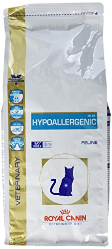 Royal Canin Hypoallergenic Cat Food, 2.5 kg