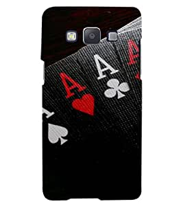 Samsung Galaxy A7 Back Cover By FurnishFantasy