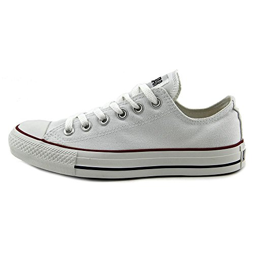 Converse, All Star Ox Canvas Seasonal, Sneaker, Unisex - adulto Weiss