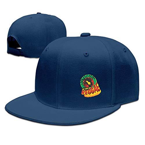 dfegyfr POY-SAIN Reggae Game Hip Hop Casquette Chapeau for Adult Black Design12