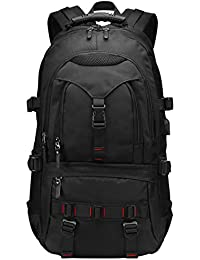 2e778e6ed0 EletecPro Travel Backpack Large Laptop Business with USB Charging Port  School Rucksack College Outdoor Travel Hiking