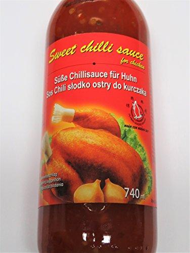 740ml Flying Goose Süße Chilisauce für Huhn - AB 30,- EURO VERSANDKOSTENFREI!