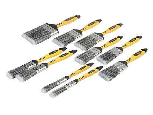 Stanley Tools STASTPPLF10 - Cepillo sintético sin pérdida (10 unidades)