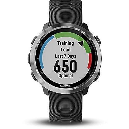 Garmin GPS Reloj/PULSOM FR645 Music NEG Acampada y Senderismo, Adultos Unisex, Multicolor (Multicolor), Talla Única