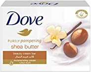 Dove Purely Pampering Beauty Cream Bar Soap Shea Butter, 135g