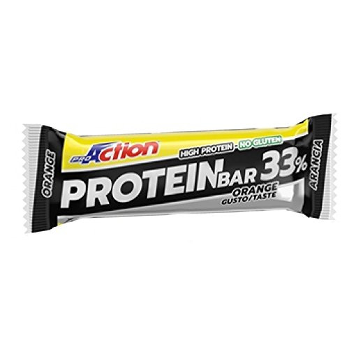 ProAction Protein Bar 33%