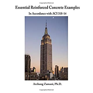 Essential Reinforced Concrete Examples: In Accordance with ACI 318-14