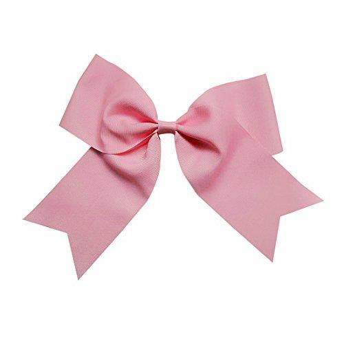 20cm Extra große Haarschleife Cheerleading Haarschmuck Cheer Bow Pony Tail für Mädchen 1 Stück (#1043)