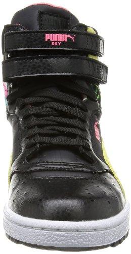 Puma Sky 2 Hi Wn's Sneaker Black Black