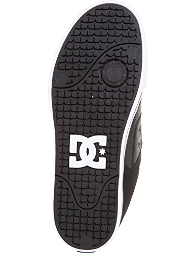 DC Shoes Pure Mens Shoe D0300660, Baskets mode homme Noir Blanc