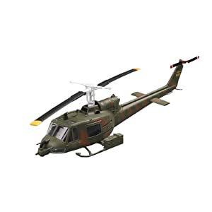 Easy Model 36906 UH-1B Huey - Helicóptero a escala Importado de Alemania