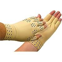 NORTH AMERICAN HEALTHCARE Magnetische Therapie-Handschuhe, Regulär, 1er Pack (1 x 2 Stück) preisvergleich bei billige-tabletten.eu