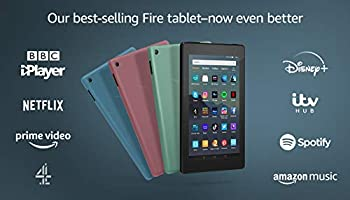 "All-new Fire 7 Tablet | 7"" display"