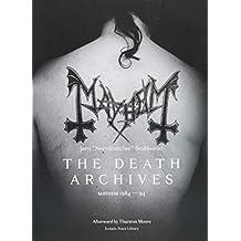 The Death Archives: Mayhem 1984-94