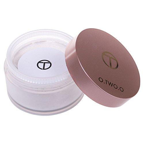 O.TWO.O Textmarker Make-up Kontur Palette Make-up loses Pulver der Augen funkeln goldene Paletten von Make-up loses Pulver Farbe-01