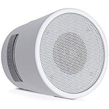 TDK 948716 TDK - Altavoz portátil (Bluetooth, 3.5 mm, USB) color blanco