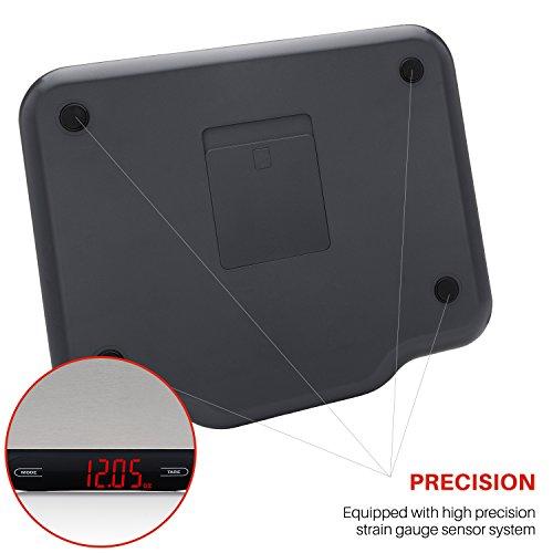 Smart Weigh digitale Küchenwaage – perfekt für den Thermokocher - 6