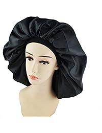 symboat Super Jumbo sueño Cap impermeable Gorra de ducha mujeres Tratamiento Cabello proteger los secador de frizzing
