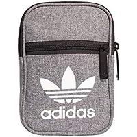 Adidas D98925 Bolsa de Deporte, Unisex Adulto, Negro/Blanco, 45 cm
