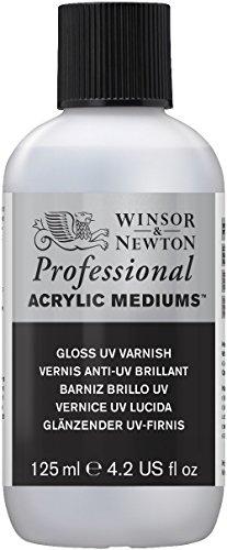 Winsor and Newton Gloss UV Varnish 125ml (BTL)
