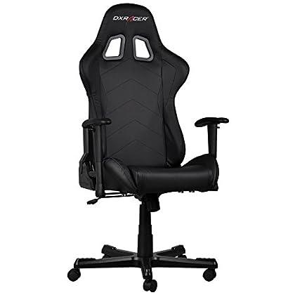 DX Racer Oh/FL08/N Asiento Gaming Negro