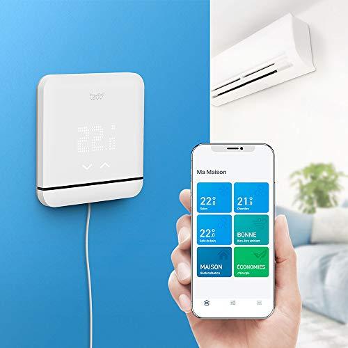 41jPJaa7wQL [Bon Netatmo !  Tado Contrôle Intelligent de la Climatisation V3+, Compatible avec Alexa, Apple HomeKit, Assistant Google