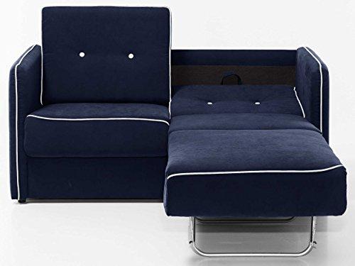 schlafcouch mit federkern und bettkasten schnaeppchen center. Black Bedroom Furniture Sets. Home Design Ideas
