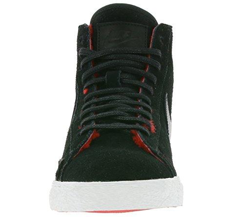 Nike Damen 403729-007 Turnschuhe Schwarz