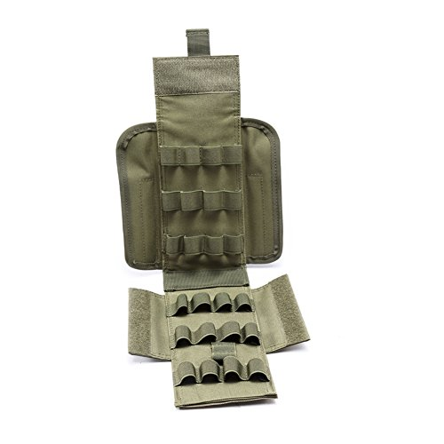 tracffy-portable-25-round-shells-shotgun-reload-magazine-pouch-ammunition-bag-tactical-pack-army-gre