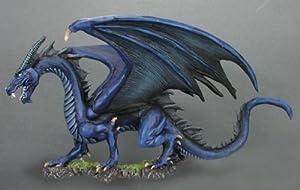 Reaper Miniatures 2864 - Legends Dark: Shadow Dragon (sin Pintar) Importado de Alemania