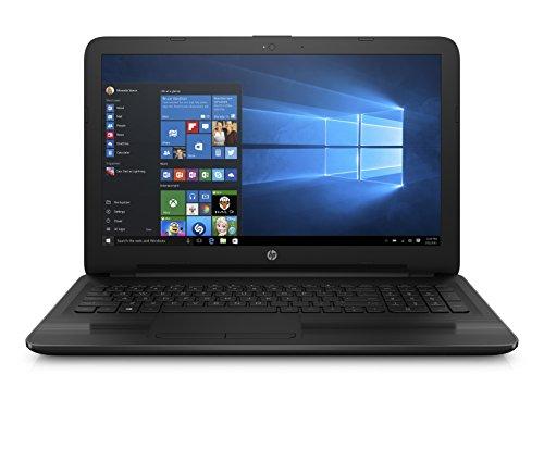 HP 15-ay080na Laptop (15.6 inch, Intel Celeron N3060, 4 GB RAM, 500 GB HDD, Windows 10) - Jack Black